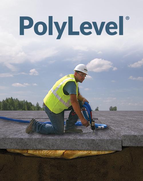 Polylevel 174 Concrete Lifting In Baltimore Concrete